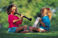 Music can be part of therapeutic recreation